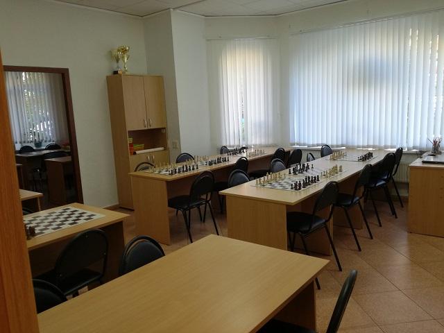 Шахматный Клуб Стратегия - Класс
